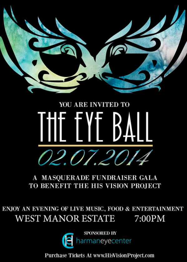 Eye-Ball Masquerade Excitement!