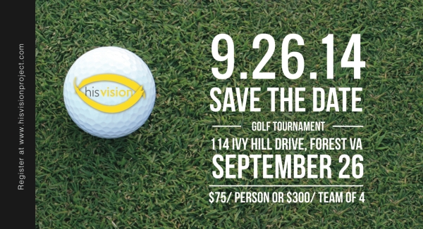 Savethedategolf